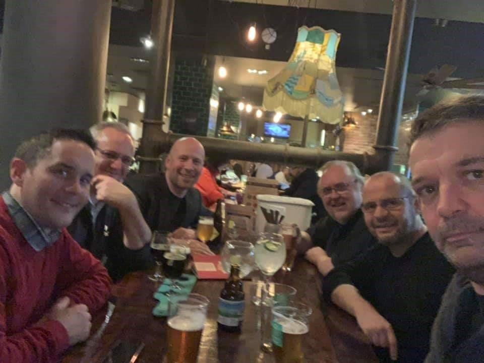 New Members' Beer and Curry Night